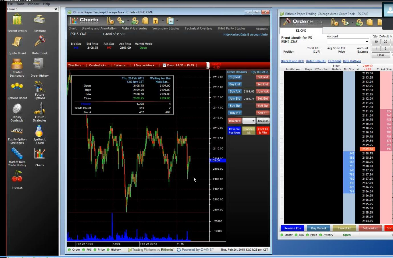 Trade pro futures & forex
